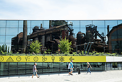 Industrial museum Ostrava named Technology world, on May 8, 2015 in Moravian-Silesian Region, Czech Republic. Photo by Vid Ponikvar / Sportida
