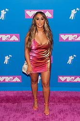 August 21, 2018 - New York City, New York, USA - 8/20/18.Sophie Kasaei at the 2018 MTV Video Music Awards at Radio City Music Hall in New York City. (Credit Image: © Starmax/Newscom via ZUMA Press)