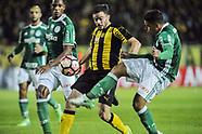 Peñarol vs Palmeiras