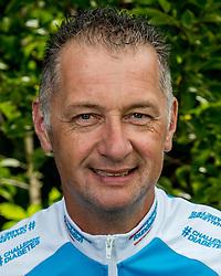 24-06-2017 NED: We Bike 2 Change Diabetes, Landgraaf<br /> Oefenweekend voor 15 deelnemers die in september de Tour de Mont Blanc gaan doen. Ren&eacute;