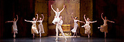 The Birmingham Royal Ballet <br /> Three Short Story Ballets (mixed Bill) <br /> at Birmingham Hippodrome, Birmingham, Great Britain <br /> Rehearsal 21st June 2017 <br /> <br /> Le Baiser de la f&eacute;e <br /> Choreography by Michael Corder<br /> <br /> Music: Igor StravinskyDesigns: John MacfarlaneLighting: Paule Constable<br /> <br /> <br /> <br /> Young Man: <br /> <br /> Mathias Dingman<br /> Bride: <br /> <br /> Miki Mizutani <br /> <br /> <br /> <br /> <br /> <br /> <br /> <br /> <br /> Photograph by Elliott Franks <br /> Image licensed to Elliott Franks Photography Services