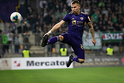 Martin Milec of Maribor during football match between NK Maribor and Olimpija in 3nd Round of Prva liga Telekom Slovenije 2019/20, on July 28, 2019 in Ljudski Vrt, Maribor, Slovenia. Photo by Blaž Weindorfer / Sportida