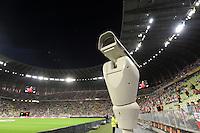 FUSSBALL INTERNATIONAL EM 2012 Freundschaftsspiel Polen - Deutschland                       06.09.2012 Uebersicht der PGE Arena , EM Stadion von Danzig, Gdansk