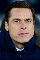 Fulham manager Scott Parkerp, - Mandatory by-line: Ryan Hiscott/JMP - 29/11/2019 - FOOTBALL - Liberty Stadium - Swansea, England - Swansea City v Fulham - Sky Bet Championship
