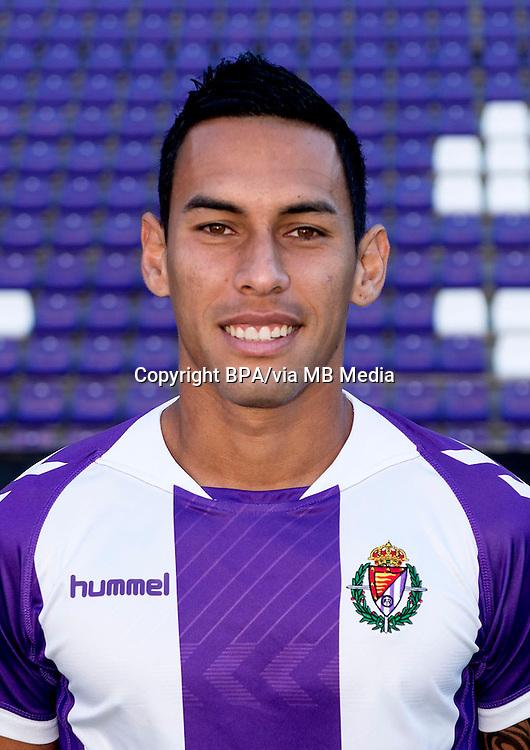 Gilberto García Olarte / Alcatraz ( Real Valladolid CF )