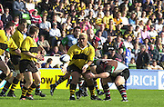 Peter Spurrier Sports  Photo. .Tel 44 (0) 7973 819 551.Photo Peter Spurrier.Quins v Wasps 22-9-01.Trevoe Leota...[Mandatory Credit, Peter Spurrier/ Intersport Images][Mandatory Credit, Peter Spurrier/ Intersport Images]