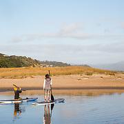 Paddle Boading