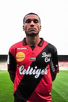 Sylvain MARVEAUX - 16.09.2014 - Photo officielle Guingamp - Ligue 1 2014/2015<br /> Photo : Philippe Le Brech / Icon Sport