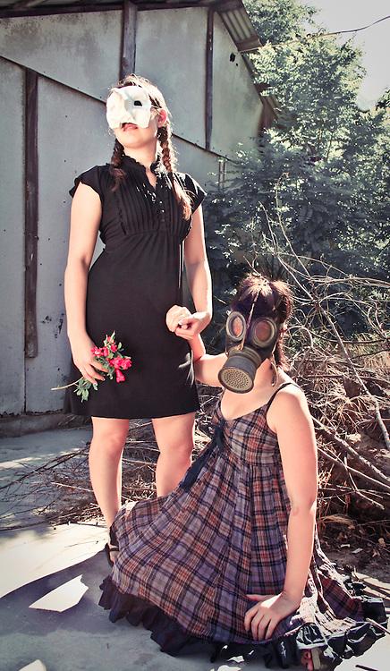 Models: April Yoshida &amp; Kristianna Kathleen<br /> Location: Clovis, CA