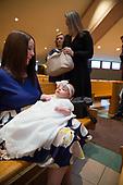 Aubrey's Baptism