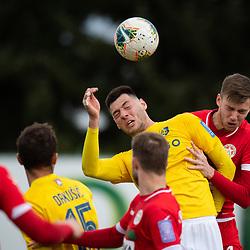 20200229: SLO, Football - Prva liga Telekom Slovenije 2019/20, NK Bravo vs NK Aluminij