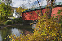 Arlington Green Covered Bridge Vermont