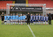 Manchester City and Porto - Dundee United J-League Finals at Tannadice. .© David Young - www.davidyoungphoto.co.uk - email: davidyoungphoto@gmail.com