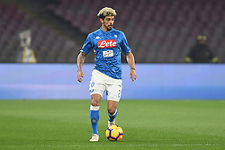 December 29, 2018 - Naples, Naples, Italy - Kevin Malcuit of SSC Napoli during the Serie A TIM match between SSC Napoli and Bologna FC at Stadio San Paolo Naples Italy on 29 December 2018. (Credit Image: © Franco Romano/NurPhoto via ZUMA Press)