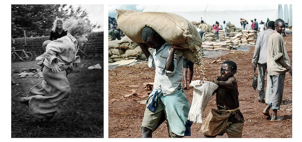 DEU Deutschland Germany RWA Rwanda Ruanda    Fotoprojekt ' Linus in Ruanda'