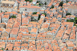21.06.2015, Dubrovnik, CRO, Dubrovnik ist eine Stadt im südlichen Kroatien an der Adria, im Bild Panoramic view of Dubrovnik from Srdj Mountain // is a city in southern Croatia on the Adriatic Sea, pictured on 17. June in Dubrovnik, Croatia on 2015/06/21. EXPA Pictures © 2015, PhotoCredit: EXPA/ Pixsell/ Grgo Jelavic<br /> <br /> *****ATTENTION - for AUT, SLO, SUI, SWE, ITA, FRA only*****