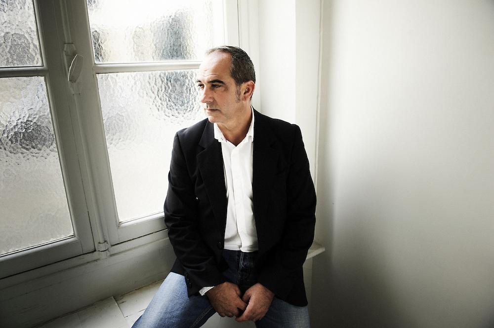 PARIS, FRANCE. JUNE 16, 2011. Arnaud Castagnede, Acta Vista Managing Director. Photo: Antoine Doyen.