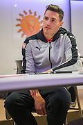 09.11.2016; Lugano; FUSSBALL WM-QUALI - FABIAN SCHAER;<br /> <br /> (Andy Mueller/freshfocus)