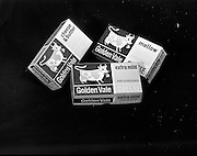 22-23/06/1965<br /> 06/22-23/1965<br /> 22-23 June 1965<br /> Winning packages for the Irish Packaging Institute. Golden Vale cheese and butter packets.