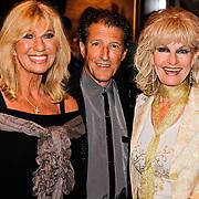 NLD/Noordwijk/20100502 - Gerard Joling 50ste verjaardag, Sjoukje Smit en Saskia & Serge