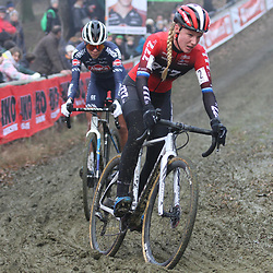 01-01-2020: Wielrennen: DVV trofee veldrijden: Baal:Annemarie Worst