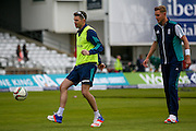 England & Lancashire bowler James Jimmy Anderson  during the Investec Test Series 2016 match between England and Sri Lanka at Headingly Stadium, Leeds, United Kingdom on 19 May 2016. Photo by Simon Davies.