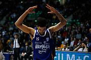 Thompson Darius<br /> Acqua San Bernardo Cantu - Happy Casa Brindisi<br /> LBA Lega Basket Serie A - 2019/2020<br /> Desio, 12/01/2020<br /> Foto Silvia Fassi / Ciamillo