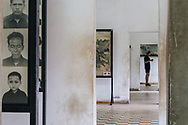 Phnom Penh Cambodia Tuol Sleng Genocide Museum S21