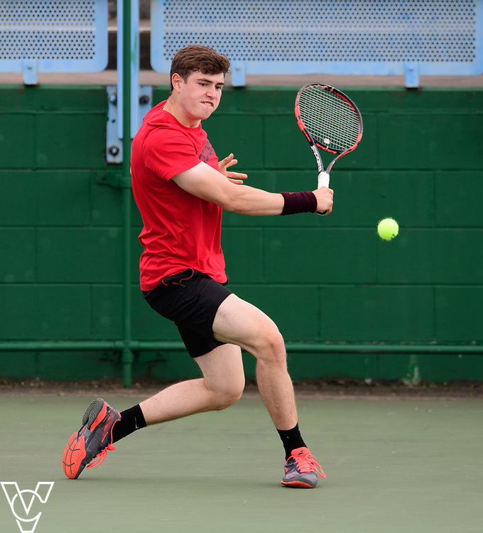 Team Tennis Schools National Championships Finals 2017 held at Nottingham Tennis Centre.  Hall Cross Academy<br /> <br /> Picture: Chris Vaughan Photography for the LTA<br /> Date: July 12, 2017