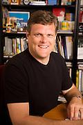 Kevin Ronnebaum, Thoroughbrand Principal, designer, chief creative