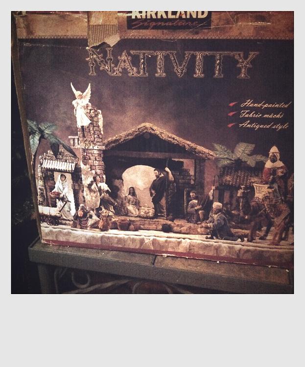 Nativity In A Box, Durham, NC