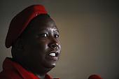 Julius Malema addresses Cape Town Press Club - 11 Sept 2014