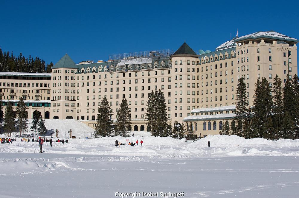 Lake Louise, Courtenay, British Columbia, canada,