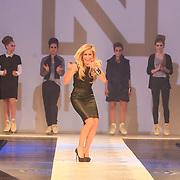 NLD/Amsterdam/20130205 - Modeshow Nikki Plessen 2013,