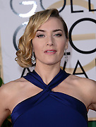 KATE WINSLET @ the 73rd Annual Golden Globe awards held @ the Beverly Hilton hotel.<br /> ©Exclusivepix Media