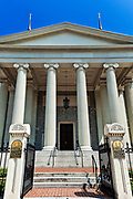 Baltimore Basilica, America's First Cathedral, Baltimore, Maryland, USA