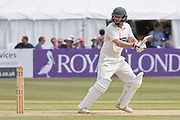 Paul Horton batting during the Specsavers County Champ Div 2 match between Gloucestershire County Cricket Club and Leicestershire County Cricket Club at the Cheltenham College Ground, Cheltenham, United Kingdom on 15 July 2019.