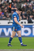 Anthony Belleau (FRA) desapointed during the NatWest 6 Nations 2018 rugby union match between France and Ireland on February 3, 2018 at Stade de France in Saint-Denis, France - Photo Stephane Allaman / ProSportsImages / DPPI