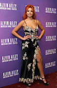 Lion Babe attends Alvin Ailey's 2017 Opening Night Gala at The New York City Center in New York City, New York on November 29, 2017.