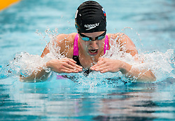 "Tjasa Vozel of Slovenia during 40th International Swimming meeting ""Telekom 2016"", on July 16, 2016 in Radovljica, Slovenia. Photo by Vid Ponikvar / Sportida"