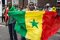 2019-07-10 Senegalese community protest against BP
