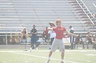 Lafayette High 7-on-7 football in Batesville, Miss. on Monday, June 24, 2013.