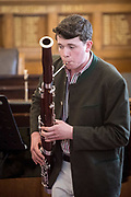 The Marlowe Young Musicians of the Year Soloists<br /> More info<br /> HUGH ROWLANDS &ndash; Pianist<br /> FRANCIS BUSHELL &ndash; Bassoon<br /> Deal Festival are delighted to give a platform to the first and second prize winners of The Marlowe Young Musician of the Year Deal Town Hall