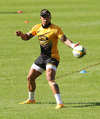 Rugby : Springboks Training Session