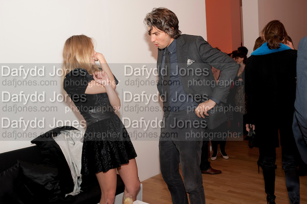 George Lamb, TODÕS Art Plus Drama Party 2011. Whitechapel GalleryÕs annual fundraising party in partnership  with TODÕS and supported by HarperÕs Bazaar. Whitechapel Gallery. London. 24 March 2011. -DO NOT ARCHIVE-© Copyright Photograph by Dafydd Jones. 248 Clapham Rd. London SW9 0PZ. Tel 0207 820 0771. www.dafjones.com.<br /> George Lamb, TOD'S Art Plus Drama Party 2011. Whitechapel Gallery's annual fundraising party in partnership  with TOD'S and supported by Harper's Bazaar. Whitechapel Gallery. London. 24 March 2011. -DO NOT ARCHIVE-© Copyright Photograph by Dafydd Jones. 248 Clapham Rd. London SW9 0PZ. Tel 0207 820 0771. www.dafjones.com.