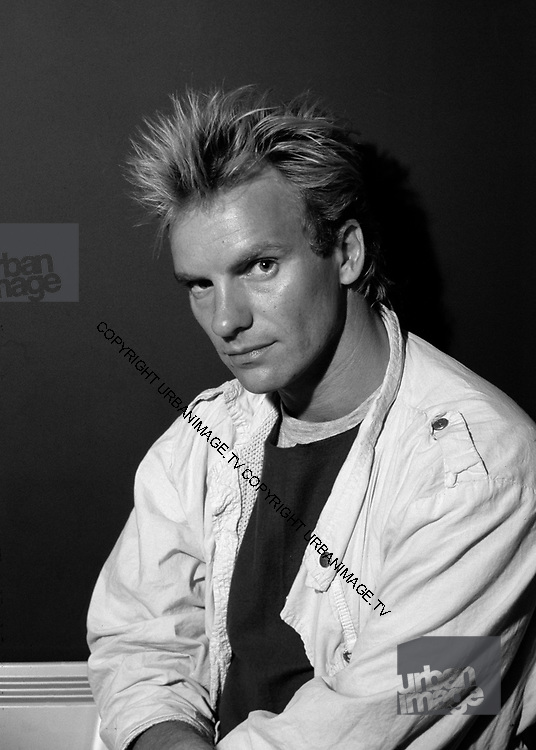 Sting - The Police - 1979