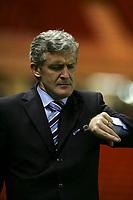 Photo: Andrew Unwin.<br /> Middlesbrough v Blackburn Rovers. Carling Cup. 21/12/2005.<br /> Blackburn's manager, Mark Hughes.
