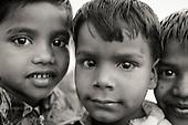 Children In Varanasi