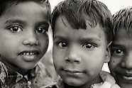 Children In Varanasi