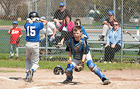 Gilford Cal Ripken Baseball opening day game Cantin Chevrolet versus Pike Industries May 7, 2011.